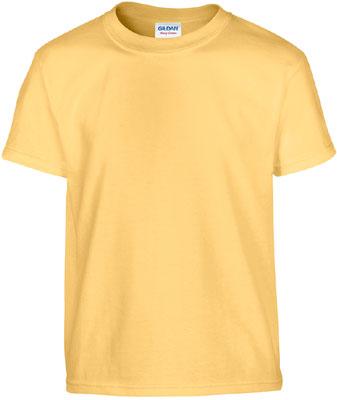 maglietta bambino pesante heavy cotton Gildan