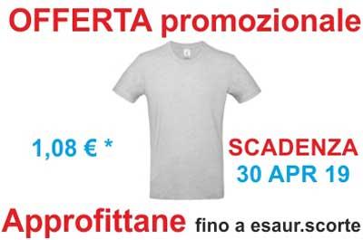 Maglietta T-Shirt in offerta