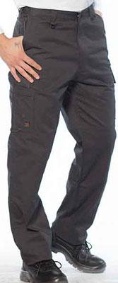 pantalone con tasconi