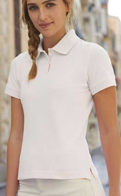 polo donna Fruit of the Loom