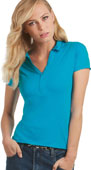 polo jersey B&C donna