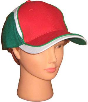 cappellino 6 pannelli italia