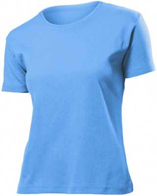 maglietta donna pesante Stedman