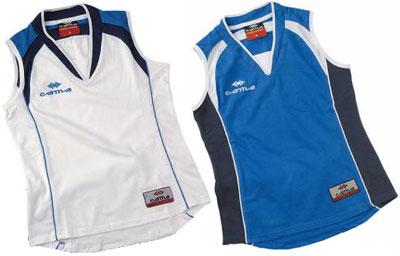 maglietta volley elasticizzata Camasport