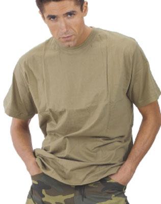 maglietta verde militare