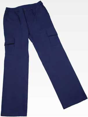 pantalone lavoro con tasconi