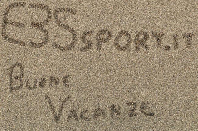 chiusura estiva E3Ssport E3Sstore buone vacanze